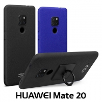 Imak Marble Pattern Back Case for Huawei Mate 20