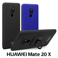 Imak Marble Pattern Back Case for Huawei Mate 20 X
