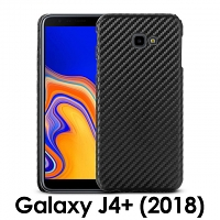 Samsung Galaxy J4+ (2018) Twilled Back Case