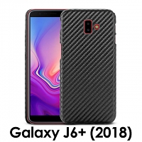 Samsung Galaxy J6+ (2018) Twilled Back Case