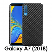 Samsung Galaxy A7 (2018) Twilled Back Case