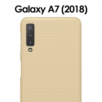 NILLKIN Frosted Shield Case for Samsung Galaxy A7 (2018)
