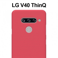 NILLKIN Frosted Shield Case for LG V40 ThinQ