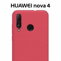 NILLKIN Frosted Shield Case for Huawei nova 4