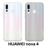 NILLKIN Nature TPU Case for Huawei nova 4