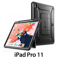Supcase Unicorn Beetle Pro Rugged Case with Apple Pencil Holder for iPad Pro 11