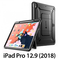 Supcase Unicorn Beetle Pro Rugged Case with Apple Pencil Holder for iPad Pro 12.9 (2018)
