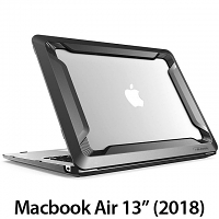 i-Blason Ares Rubberized Bumper Case for MacBook Air 13