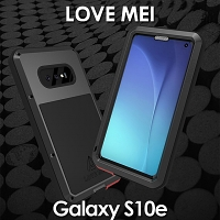LOVE MEI Samsung Galaxy S10e Powerful Bumper Case
