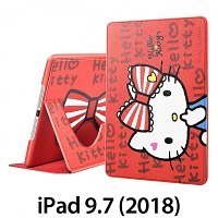 iPad 9.7 (2018) Hello Kitty Flip Case