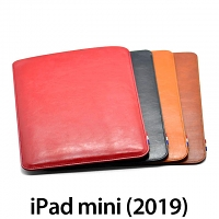 iPad mini (2019) Leather Sleeve