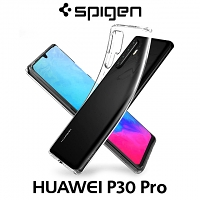 Spigen Liquid Crystal Case for Huawei P30 Pro