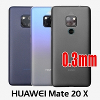 Huawei Mate 20 X 0.3mm Ultra-Thin Back Hard Case