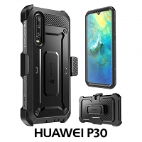 Supcase Unicorn Beetle Pro Rugged Holster Case for Huawei P30