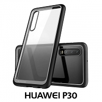 Supcase Unicorn Beetle Hybrid Protective Clear Case for Huawei P30