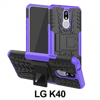 LG K40 Hyun Case with Stand