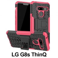 LG G8s ThinQ Hyun Case with Stand