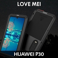 LOVE MEI Huawei P30 Powerful Bumper Case