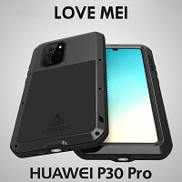 LOVE MEI Huawei P30 Pro Powerful Bumper Case