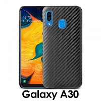 Samsung Galaxy A30 Twilled Back Case