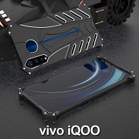 vivo iQOO Bat Armor Metal Case