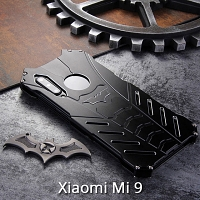 Xiaomi Mi 9 Bat Armor Metal Case