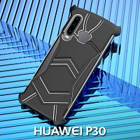 Huawei P30 Magnetic Panther Case