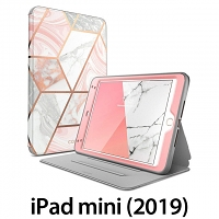 i-Blason Cosmo Slim Designer Case (Marble) for iPad mini (2019)