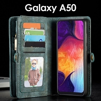 Samsung Galaxy A50 Diary Wallet Folio Case