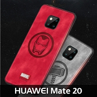 Marvel Series Fabric TPU Case for Huawei Mate 20