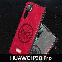 Marvel Series Fabric TPU Case for Huawei P30 Pro