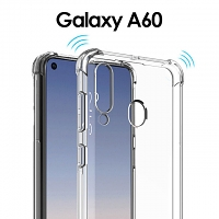 Imak Shockproof TPU Soft Case for Samsung Galaxy A60