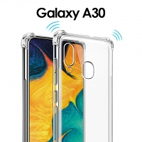 Imak Shockproof TPU Soft Case for Samsung Galaxy A30