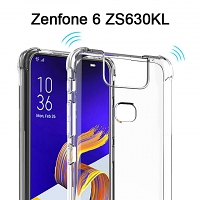Imak Shockproof TPU Soft Case for Asus Zenfone 6 ZS630KL