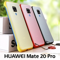 Huawei Mate 20 Pro Ultra-Thin Borderless Case