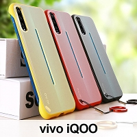vivo iQOO Ultra-Thin Borderless Case