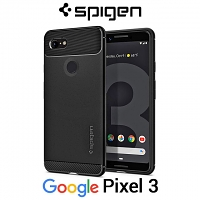 Spigen Rugged Armor Case for Google Pixel 3