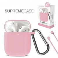 Amazingthing Supreme Flow Case for AirPods - Pink