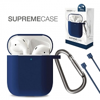 Amazingthing Supreme Flow Case for AirPods - Blue