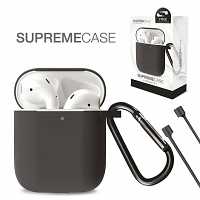 Amazingthing Supreme Flow Case for AirPods - Black