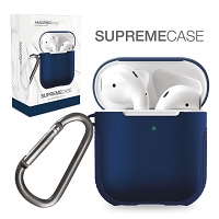 Amazingthing Supreme Guard Case for AirPods - Blue