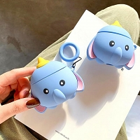 3D Elephant AirPods Case
