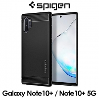 Spigen Rugged Armor Case for Samsung Galaxy Note10+ / Note10+ 5G