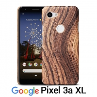 Google Pixel 3a XL Woody Patterned Back Case