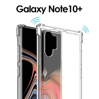 Imak Shockproof TPU Soft Case for Samsung Galaxy Note10+