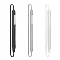 Apple Pencil Silicone Case with Band