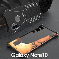 Samsung Galaxy Note10 / Note10 5G Bat Armor Metal Case