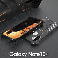 Samsung Galaxy Note10+ / Note10+ 5G Bat Armor Metal Case