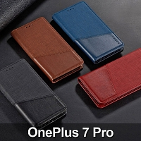 OnePlus 7 Pro Canvas Flip Card Case