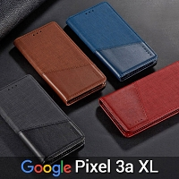 Google Pixel 3a XL Canvas Flip Card Case